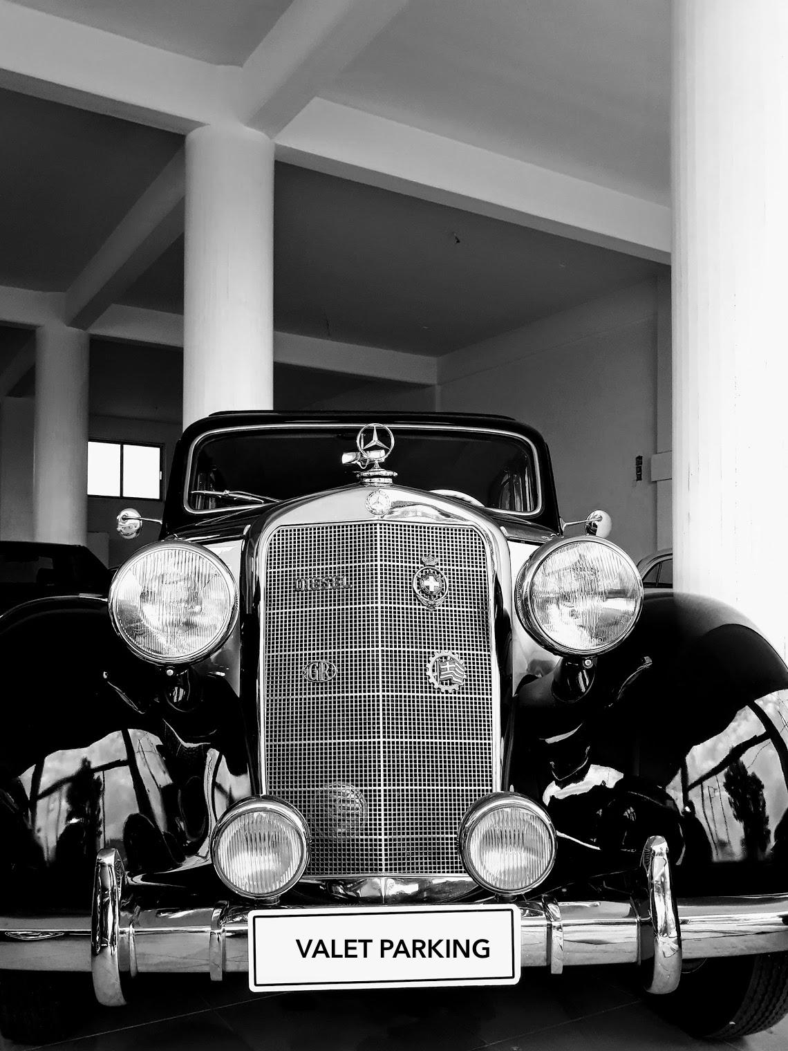 Κλασσικά αυτοκίνητα για γάμο