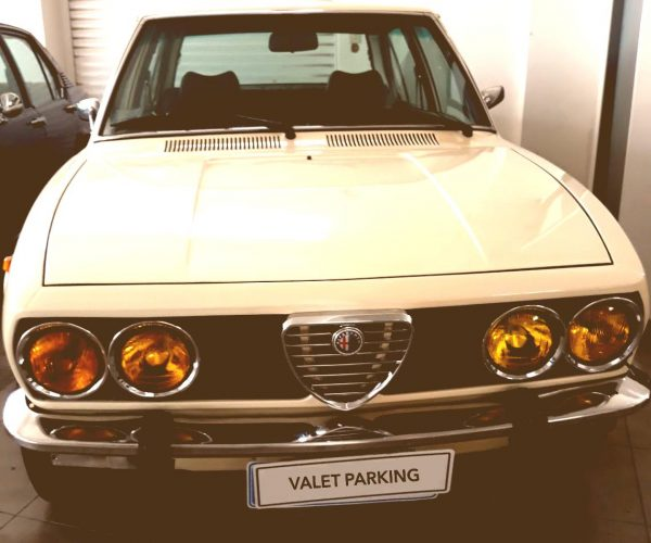 Alfa Romeo Alfetta 1975